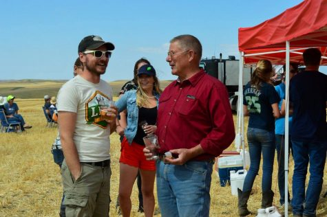 Barley Harvest Day showcases local brewing for Palouse community