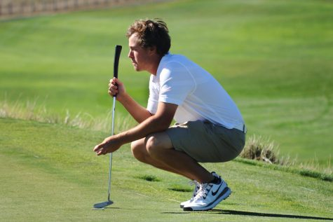Men's golf places 11th in Ram Masters Invitational
