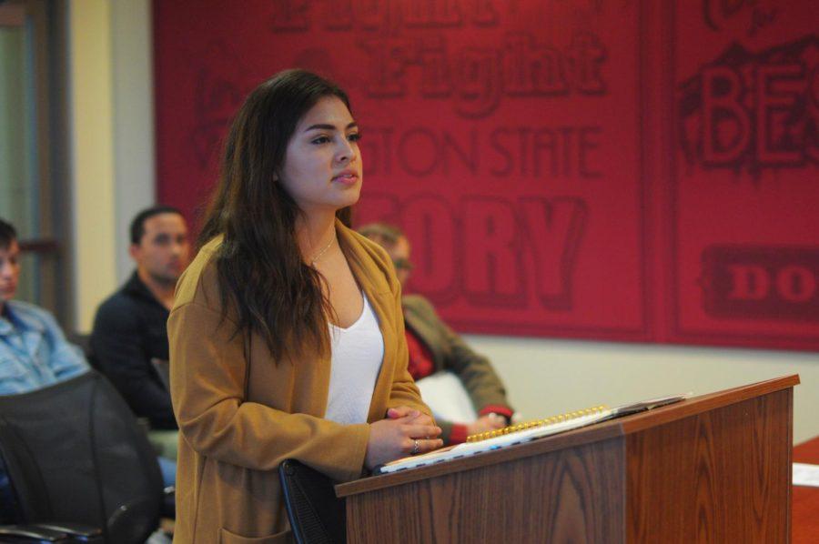 ASWSU Senate talks voter registration, appropriation