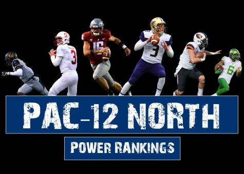 Week Nine Pac-12 North power rankings