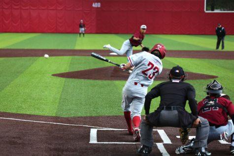 Baseball flies past Wildcats