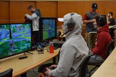 WSU Esports holds Fortnite tournament