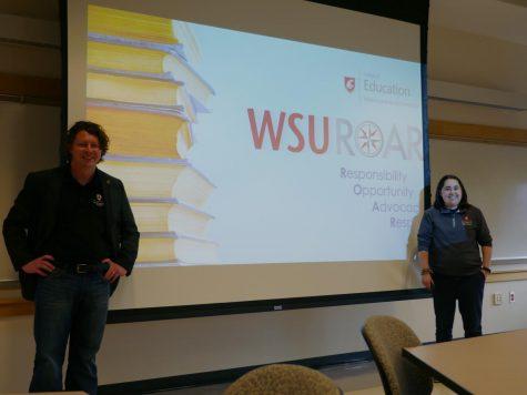 WSU ROAR program takes in five new members