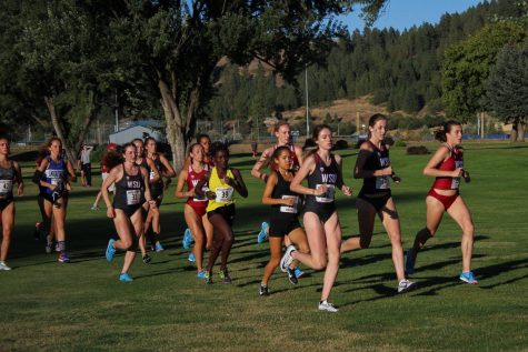 Track splits team for two meets away from Pullman this weekend