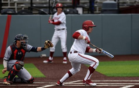 Coug baseball holds first competition of season