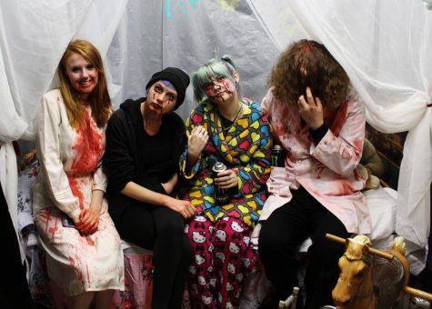 Palouse brings spooks this weekend