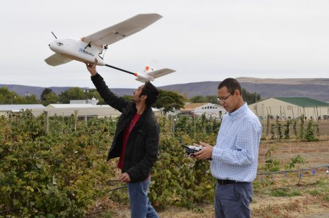 Agricultural robots combine future, farming practices