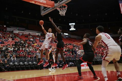 Cougs storm past Utes