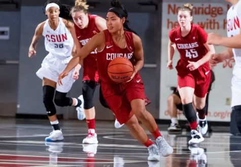 Cougars beat Broncos in second-straight 90-plus point win
