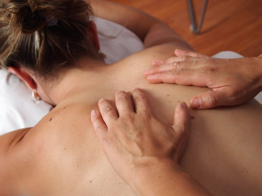 Massage maneuvers to use for yourself, friends