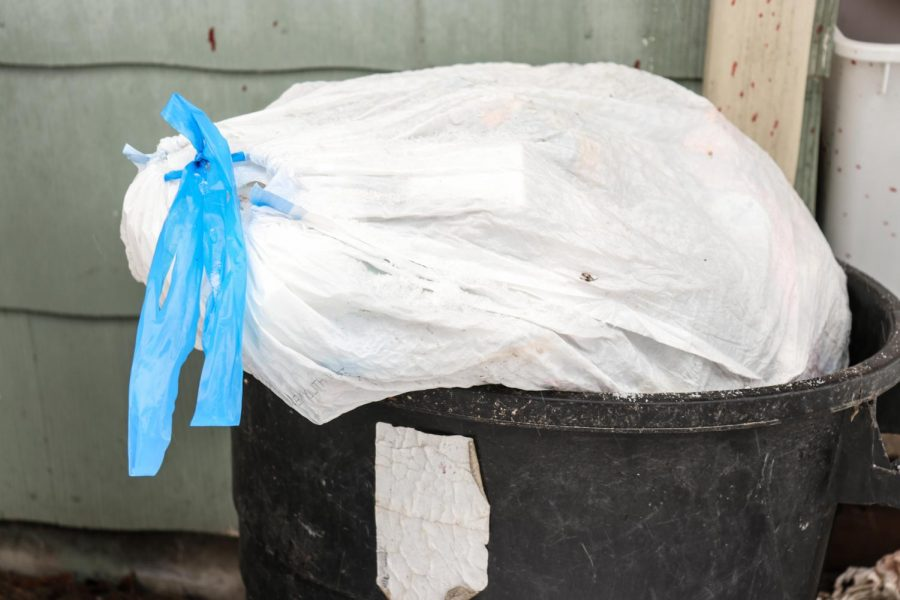 There's plenty of reusable material in the waste bins destined for landfills. If more people were aware of what among our trash is reusable, more could be properly filtered and recycled.