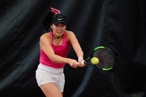 No. 15 WSU tennis falls to No. 47 Zags in Spokane