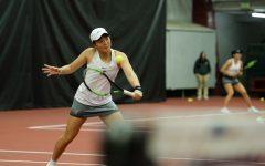 Tennis team earns highest ranking in school history