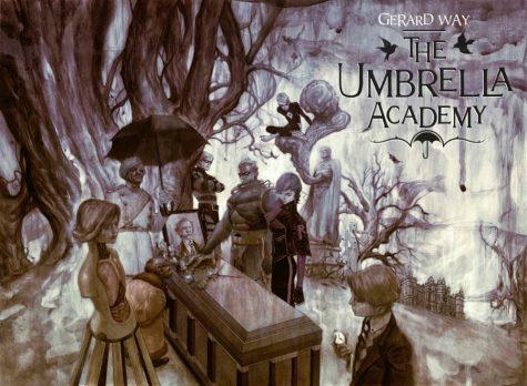 'Umbrella Academy' makes new superhero perspective