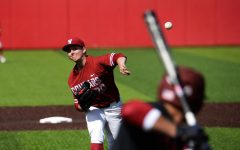 Cougs blow five run lead in ninth inning, tie USC in series finale