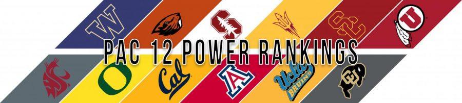 Pac-12 women's basketball power rankings -- Week 9
