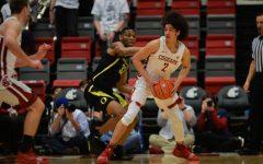 WSU falls to Oregon in Beasley Coliseum