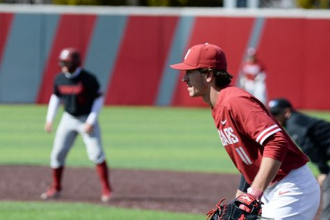 Eighth inning rally not enough as WSU falls to Oregon