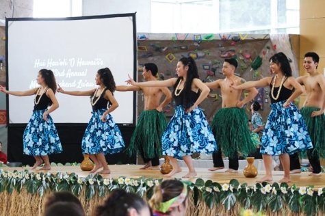 Hawaii Club will host annual luau during Mom's Weekend