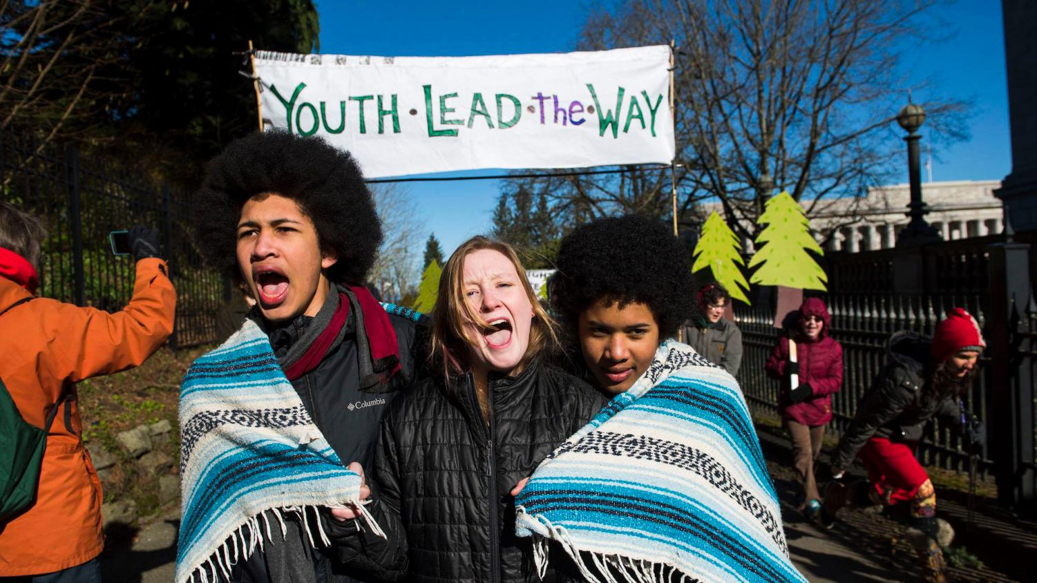 OurClimate, students and other organizations will hold the second annual youth rally and lobby event today in Olympia to get students involved and more educated about climate change.