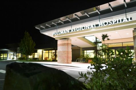 "Pullman Regional Hospital is designated as a ""critical access hospital"" meaning it provides 24-hours service and is 35 miles or more from another hospital."