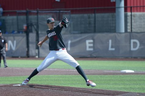 Manzardo earns starting role in first year at WSU