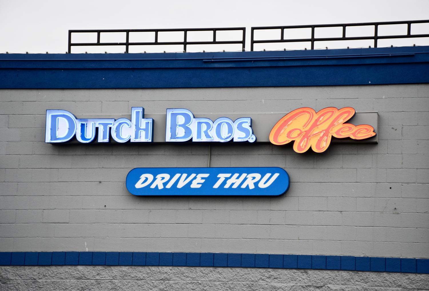 Many students from WSU are willing to travel across state lines to Moscow, Idaho, just for a cup of coffee from Dutch Bros.