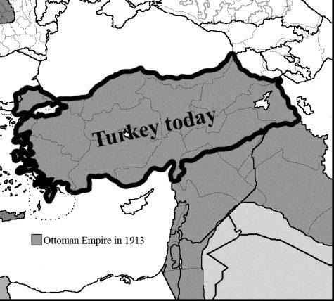 Speaker explains political instability in Turkey