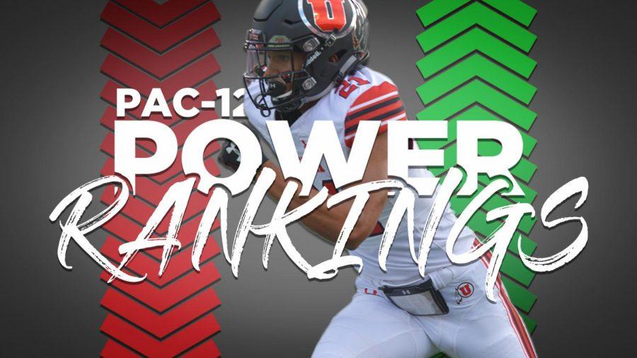 Pac-12+Power+Rankings