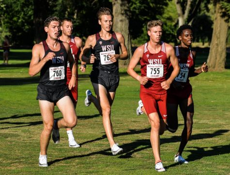WSU opens season with 13th place finish