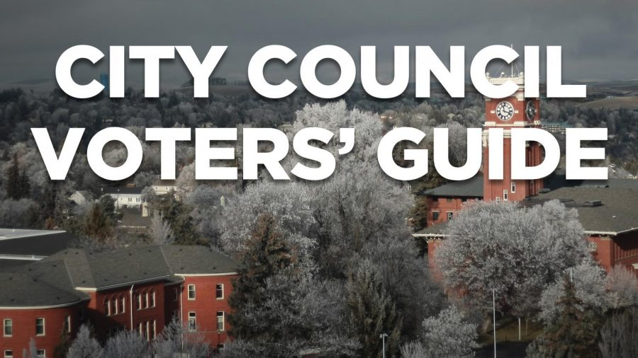 City Council Voters' Guide