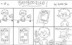 Mint's Comic of the Week: 'Bamboozled' by Grace Joo