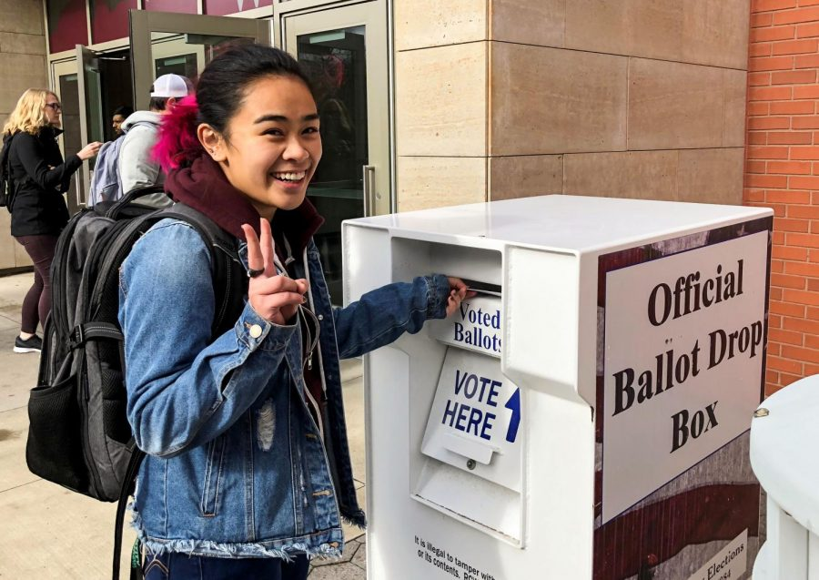 WSU sees higher student voter turnout