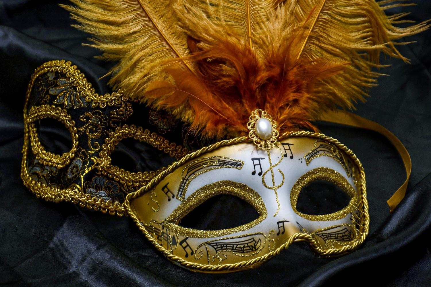 Tickets for the masquerade ball are $60, which includes dinner and the silent auction.