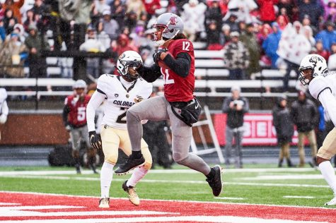 Hunter Dale returns to WSU football