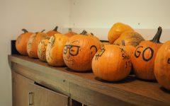 Annual pumpkin drop teaches science for all ages