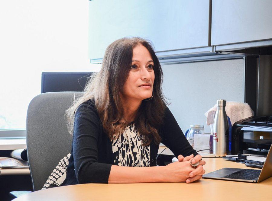Porismita Borah, Associate Professor in the Edward R. Murrow College of Communications,  said misinformation can be counteracted by checking multiple sources for information.