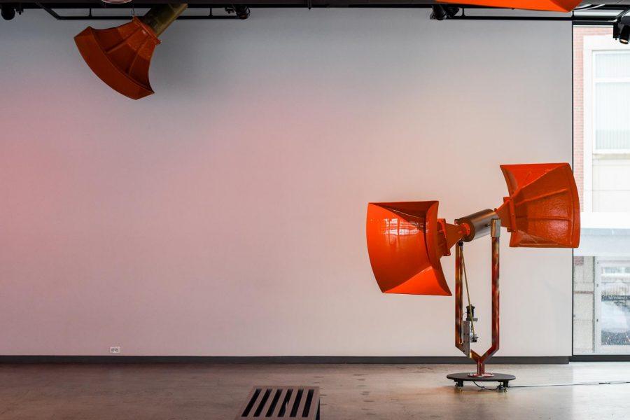 Sound installation Ambiente432 returns to WSU art museum