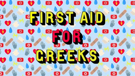 Learning basic first aid could give Greeks helpful tools to prevent further adverse affects in their community.