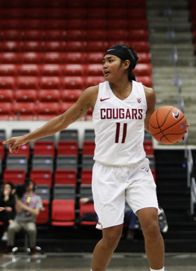 The Cougars play the Ducks at 8 p.m. Friday at Matthew Knight Arena in Eugene.