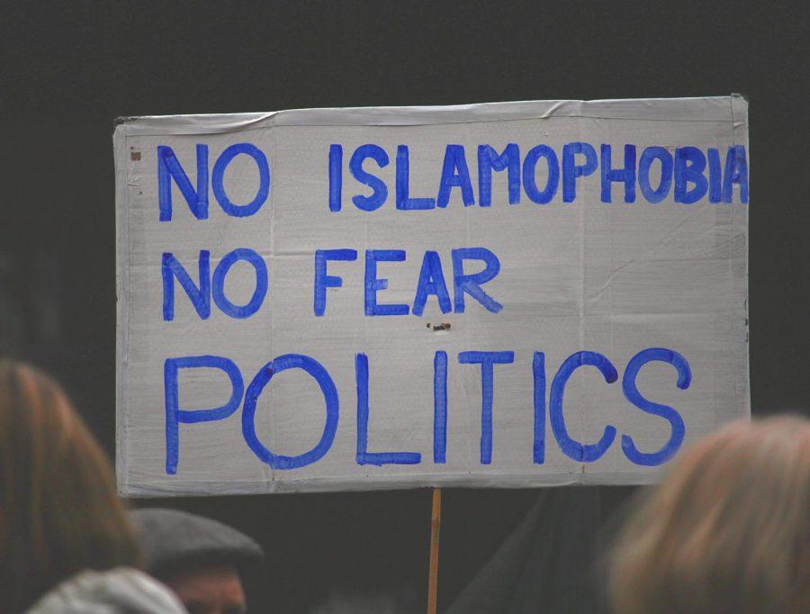Former professor will speak about Islamophobia