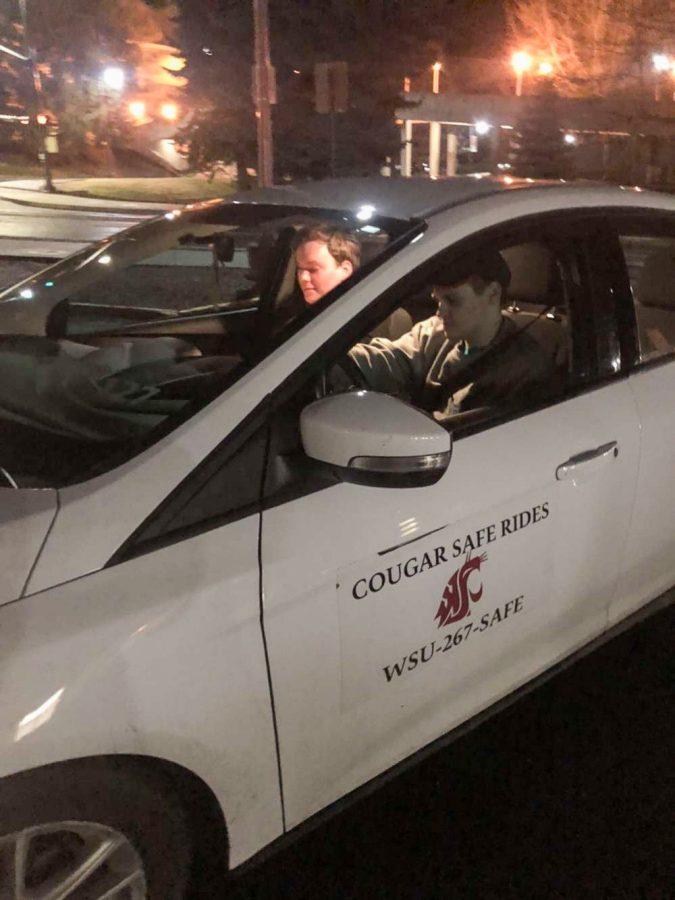 Safe Rides provides nighttime transit under new hours