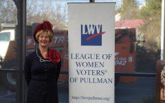 Eleanor Roosevelt visits Pullman