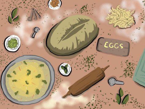 Quarantine cooking guide