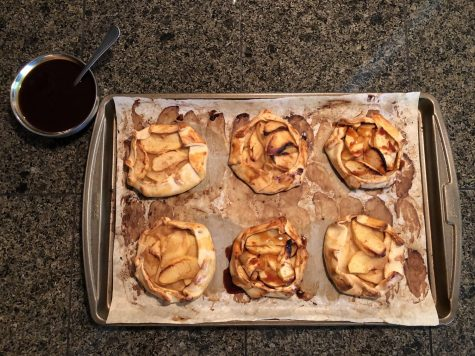 Quarantine Cooking: Mini Apple Galettes