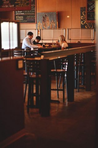 Jim Harbor graduated from WSU. Twenty years later, he is running South Fork Public House with co-founder Wade Dissmore.