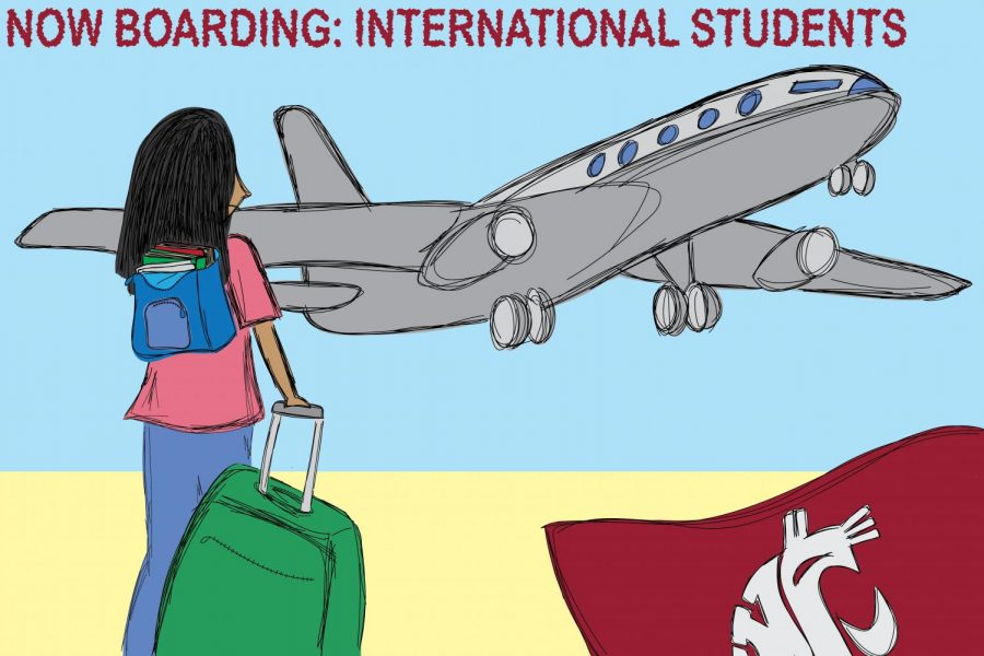 WSU officials, students speak out against international student immigration policy