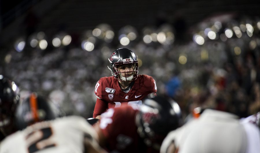 WSU kicker Blake Mazza has made 30 of 36 field goals and 115 of 120 extra points throughout his two-career at WSU.