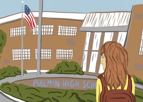 Classes at Pullman High School began Aug. 31. Students say classes are more populated and teachers are more flexible than last school year.