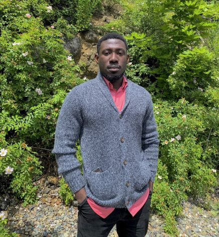 James Owusu Asare attended WSU to study math, but he also continued to write poetry. His collection of poems now exceeds 300.